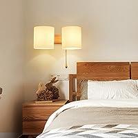 lampada da parete camera da letto moderne