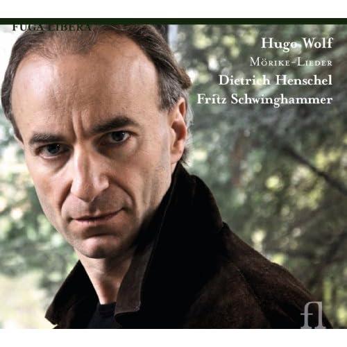 Wolf: Gedichte von Eduard Morike