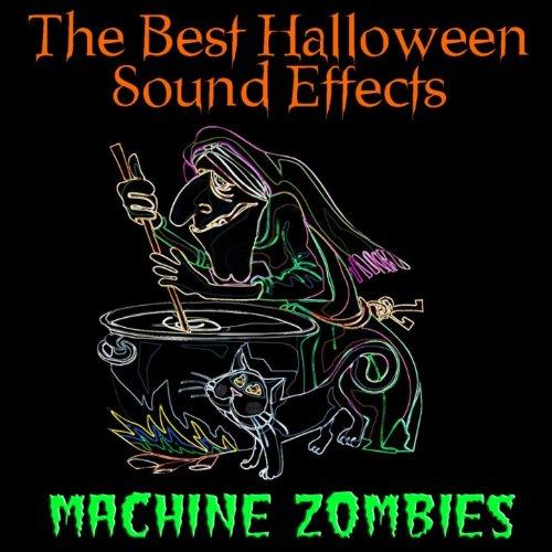 Halloween Mad Scientist Sound Effects [Clean]