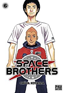 Space Brothers Edition simple Tome 6