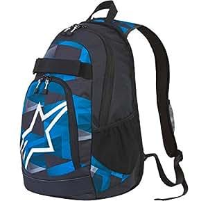 Alpine Stars Defender Skate Backpack One Size Midway Blue