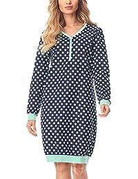 Merry Style Damen Nachthemd MS10-179
