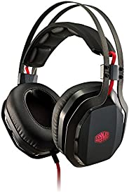 Cooler Master Cooler Master Pulse MH-750 Over-Ear Headset with Mic, Virtual 7.1 Channel Surround Sound with Ex