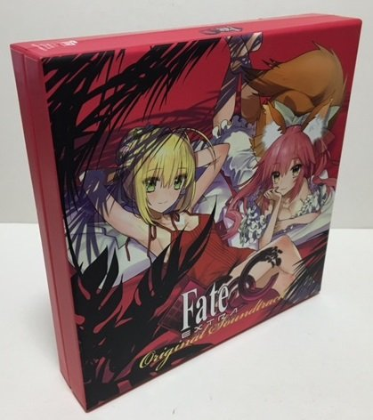 Fate/EXTRA CCC Original Sound Track