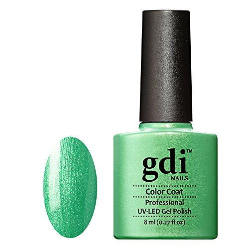 f29-green-gel-polish-gdi-nails-evergreen-a-bold-silky-green-shade-with-shimmer-effect-professional-s