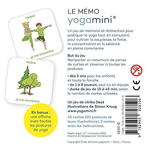 Le Mémo Yogamini, Le Yoga des Petits