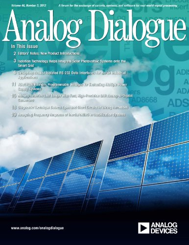 Analog Dialogue, Volume 46, Number 3
