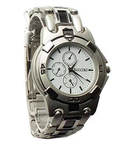 Buccino 708604355099  Analog Watch For Men