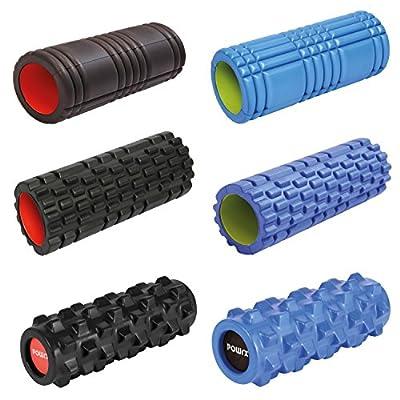Massage-Yoga-Rolle ca. 15 x 33 cm hohl, Fitnessrolle Schaumstoffrolle Foam Roller