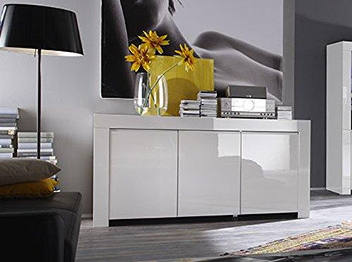 Credenza Moderna Di Design : Zenzero shop credenza moderna madia di design ante e