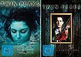 Twin Peaks Season 1+2 (10 DVDs)