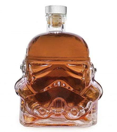 Karaffe Original Stormtrooper Decanter 750 ml Wein Alkohol ()