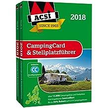 ACSI CampingCard & Stellplatzführer 2018