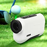 Entfernungsmesser Golf Laser Rangefinder für Jagd Weiss 600 Meter