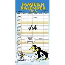 Familienkalender 2010