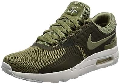 e1bbce55d7 ... Nike AIR MAX Zero BR Trooper Olive Green Summit White Mens Running 903892  200