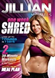 Jillian Michaels - One Week Shred (2014) - UK PAL [DVD]
