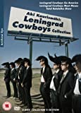 Aki Kaurismäki: Leningrad Cowboys Collection - 3-DVD Box Set ( Leningrad Cowboys Go America / Leningrad Cowboys Meet Moses / Total Balalaika Show ) [ UK Import ]