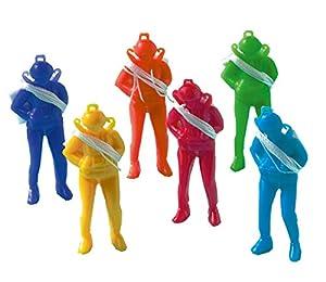 Cifras favores de partido, 12 piezas, colores surtidos
