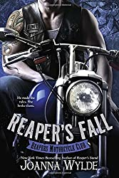 Reaper's Fall (Reapers Motorcycle Club) by Joanna Wylde (2015-11-10)