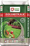 Dolomitkalk 10 kg | Naturkalk | Rasenpflege | Pflanzenpflege