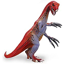 deAO Dinosaurios de Juguete - Figuras Prehistóricas Realistas (Therizinosaurus)