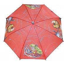MARVEL VENGADORES Paraguas, Rojo