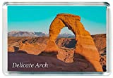 GCT K168 Delicate Arch Arches National Park Jumbo Kühlschrankmagnet USA - United States of America Travel Fridge Magnet