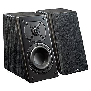 SVS Prime Elevation Effects Speaker Black Ash (Pair) from SVS