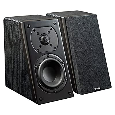 SVS Prime Elevation Effects Speaker Black Ash (Pair) from SVS