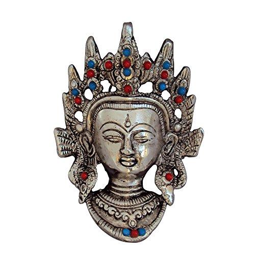 EtsiBitsi Metal Divine Lord Tara Devi Face