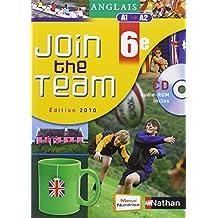 Anglais - Join the Team 6e
