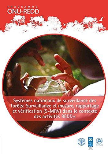 Systemems Nationaux De Surveillance Des Forets