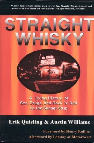 Straight Whisky by Erik Quisling (2004-01-13)