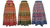 Amber Women's Cotton Skirt (PMSWASC02__M...