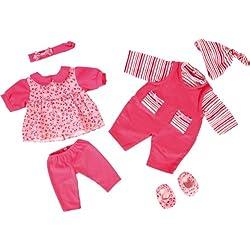 Bayer Design 8461900 - Puppenkleidung für Puppen 46 cm