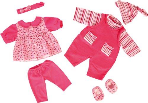 Bayer Design 8461900 - Puppenkleidung für Puppen 46 cm -