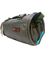 Henty Wingman Compact Messenger bag grey/blue 2016 messenger bags