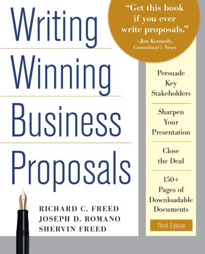 Writing Winning Business Proposals, Third Edition