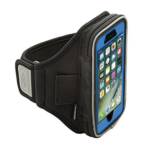 velocity-v6-sporteer-fascia-da-braccio-per-iphone-6-con-porta-nero-nero-small-medium-s-m
