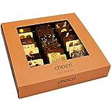Schokoladige Weltreise von chocri, 24 Mini-Tafeln mit Zutaten aus verschiedenen Regionen der Welt