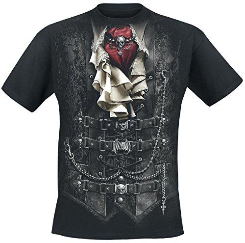 Spiral - Waisted (T-Shirt Uomo XL)