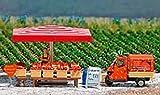 Busch 7725 - Mini-Welt: Erdbeer-Verkaufsstand