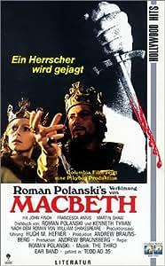 Macbeth [VHS]
