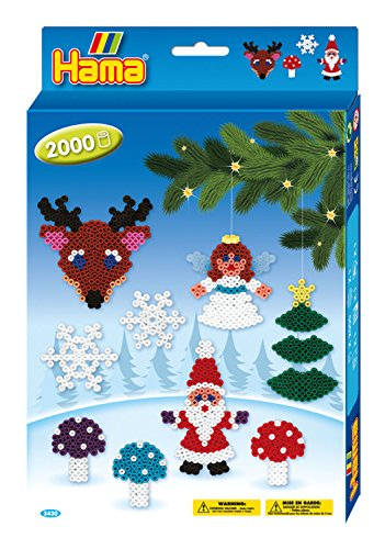 Hama Beads Natale Set