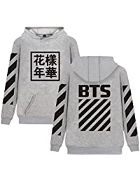 Kpop BTS Sweater Capuche bien aux hommes qu'aux femmes En Automne et En Hiver