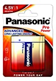 Panasonic 1704 Pro Power Batterie 3LR12 4.5V
