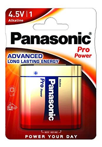 PANASONIC Pro Power 3LR12/Flat - alkaline manganese battery, 4.5 V 3LR12/Flatalkaline manganese battery, 4.5 V
