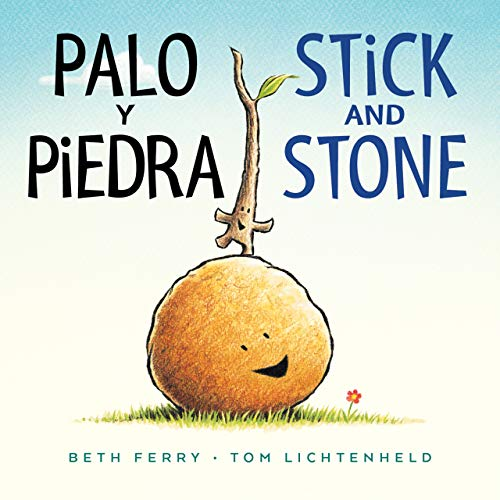 Palo y Piedra/Stick and Stone bilingual (English Edition) -