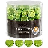 150 grüne Schokoladen Herzen Edinburgh